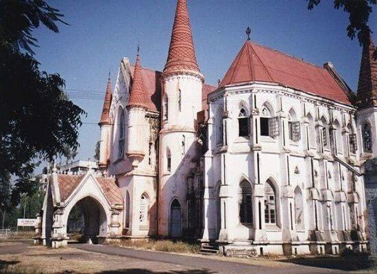 INDORE WHITE CHURCH